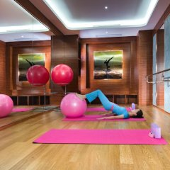 ShenzhenAir International Hotel фитнесс-зал фото 4