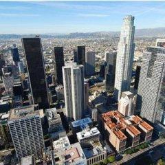 Отель O Hotel США, Лос-Анджелес - 8 отзывов об отеле, цены и фото номеров - забронировать отель O Hotel онлайн балкон