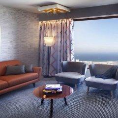 Отель Dan Panorama Haifa Хайфа комната для гостей фото 2