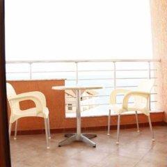 Hotel Nais Beach Дуррес балкон