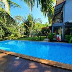 Отель Lanta Thip House Ланта бассейн фото 3
