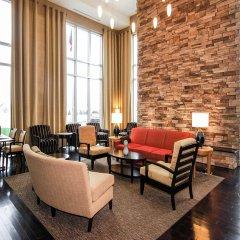 Отель Cambria Hotel Akron - Canton Airport США, Юнионтаун - отзывы, цены и фото номеров - забронировать отель Cambria Hotel Akron - Canton Airport онлайн гостиничный бар