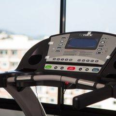 The Marina Phuket Hotel Патонг фитнесс-зал