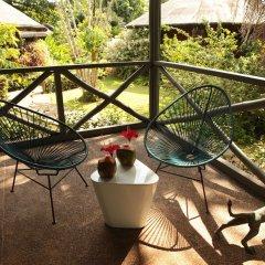 Отель Bom Bom Principe Island балкон