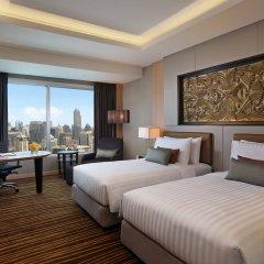 Отель Amari Watergate Bangkok Таиланд, Бангкок - 2 отзыва об отеле, цены и фото номеров - забронировать отель Amari Watergate Bangkok онлайн комната для гостей фото 5