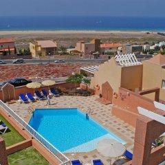 Отель Monte Solana Пахара бассейн