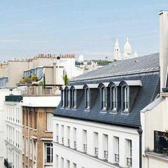 Отель Touraine Opera Париж балкон
