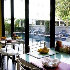 Отель UD Pattaya питание