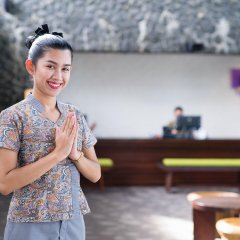Отель Holiday Inn Resort Krabi Ao Nang Beach гостиничный бар