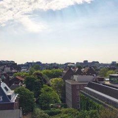Отель ALBUS Амстердам парковка