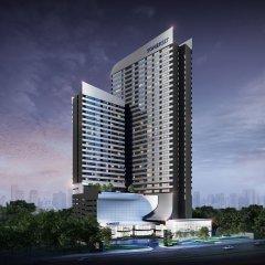 Отель Somerset Rama 9 Bangkok Таиланд, Бангкок - отзывы, цены и фото номеров - забронировать отель Somerset Rama 9 Bangkok онлайн вид на фасад