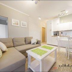 Апартаменты P&O Apartments Praga комната для гостей фото 4