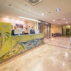 Отель Checkin Valencia Валенсия интерьер отеля фото 3