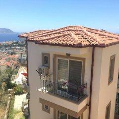 Kas Inn Kirmizi Apart Турция, Каш - отзывы, цены и фото номеров - забронировать отель Kas Inn Kirmizi Apart онлайн балкон