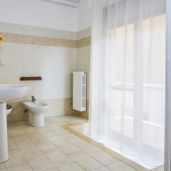 Отель Mamma Sisi B&B Италия, Лечче - отзывы, цены и фото номеров - забронировать отель Mamma Sisi B&B онлайн ванная фото 2
