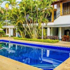 Отель Boutique Villa Casuarianas Колумбия, Кали - отзывы, цены и фото номеров - забронировать отель Boutique Villa Casuarianas онлайн бассейн фото 3