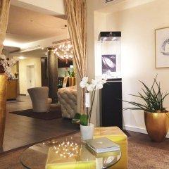 Отель Aqua Aurelia Suitenhotel Германия, Баден-Баден - 1 отзыв об отеле, цены и фото номеров - забронировать отель Aqua Aurelia Suitenhotel онлайн интерьер отеля