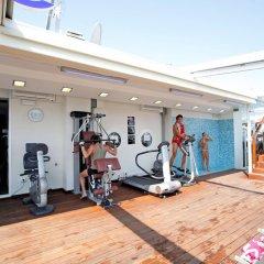 Отель Panama Majestic фитнесс-зал