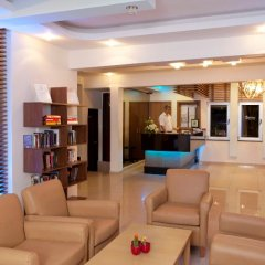 Palmiye Beach Hotel интерьер отеля