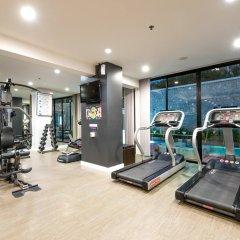 Отель Deevana Plaza Krabi фитнесс-зал