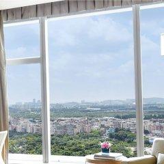 Отель Langham Place, Guangzhou комната для гостей фото 4