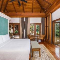 Отель JW Marriott Phuket Resort & Spa Таиланд, Пхукет - 1 отзыв об отеле, цены и фото номеров - забронировать отель JW Marriott Phuket Resort & Spa онлайн комната для гостей фото 5