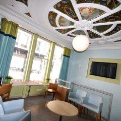 Отель Saint Georges Lafayette Париж интерьер отеля