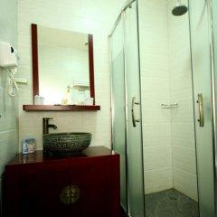 Отель Chinese Culture Holiday Hotel Китай, Пекин - 1 отзыв об отеле, цены и фото номеров - забронировать отель Chinese Culture Holiday Hotel онлайн ванная фото 2