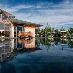 Отель Michlifen Ifrane Suites & Spa бассейн