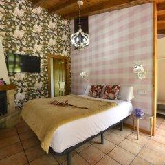 Отель El Puentuco комната для гостей