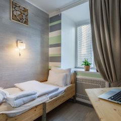 Мини-Отель Минт на Тишинке Москва комната для гостей фото 4