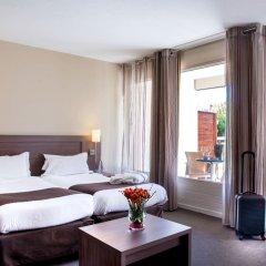 Отель Residence La Reserve Франция, Ферней-Вольтер - отзывы, цены и фото номеров - забронировать отель Residence La Reserve онлайн комната для гостей фото 4