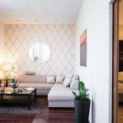 Апартаменты Dfive Apartments - Little Boss комната для гостей