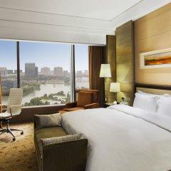 Отель Crowne Plaza Nanjing Jiangning комната для гостей фото 3