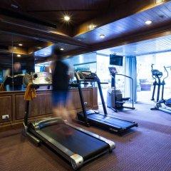 Отель Windsor Suites And Convention Бангкок фитнесс-зал