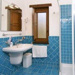 Отель Locanda Le Tre Sorelle Казаль-Велино ванная