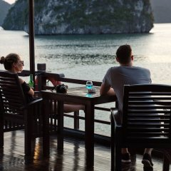 Отель Glory Legend Cruise Халонг питание фото 3