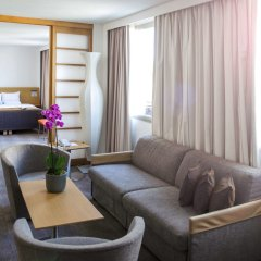 Отель Novotel Montparnasse Париж комната для гостей фото 4