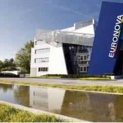 Отель EuroNova arthotel Германия, Кёльн - отзывы, цены и фото номеров - забронировать отель EuroNova arthotel онлайн приотельная территория фото 2