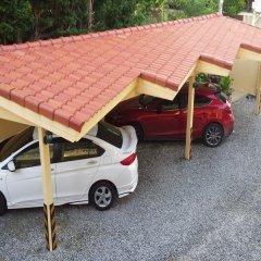 Апартаменты LC Apartments Pattaya Паттайя парковка