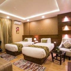 Отель Yatri Suites and Spa, Kathmandu Непал, Катманду - отзывы, цены и фото номеров - забронировать отель Yatri Suites and Spa, Kathmandu онлайн комната для гостей