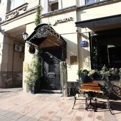 Гостиница Чайковский вид на фасад фото 4