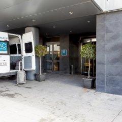 AC Hotel Coslada Aeropuerto парковка