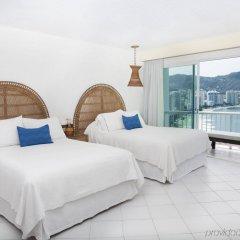 Отель Calinda Beach Acapulco комната для гостей фото 5