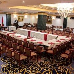 Отель Helnan Chellah Hotel Марокко, Рабат - отзывы, цены и фото номеров - забронировать отель Helnan Chellah Hotel онлайн помещение для мероприятий фото 2