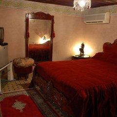Отель Riad Lalla Zoubida Марокко, Фес - отзывы, цены и фото номеров - забронировать отель Riad Lalla Zoubida онлайн комната для гостей фото 3