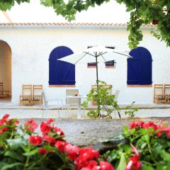 Hotel Meli Кастельсардо приотельная территория