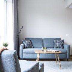 Апартаменты Biz Apartment Hammarby Sjostad Йоханнесхов комната для гостей фото 4