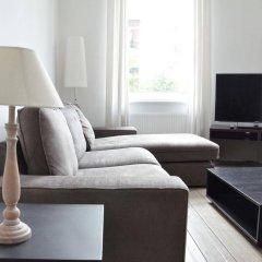 Апартаменты Amazing Apartment Antwerp South комната для гостей фото 4