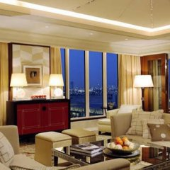 Отель The Ritz-Carlton Residences, Dubai International Financial Centre в номере